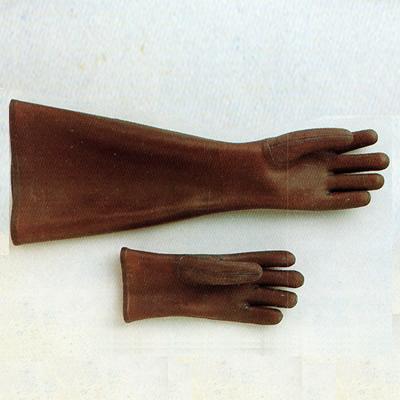 50℃程度のお湯を使う作業に適した手袋