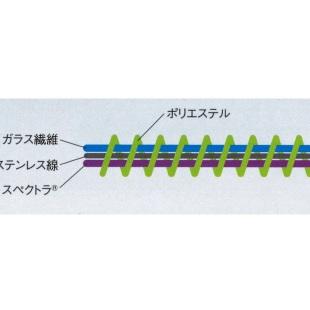 HG75 10Gスペクトラガードすべり止めPVC